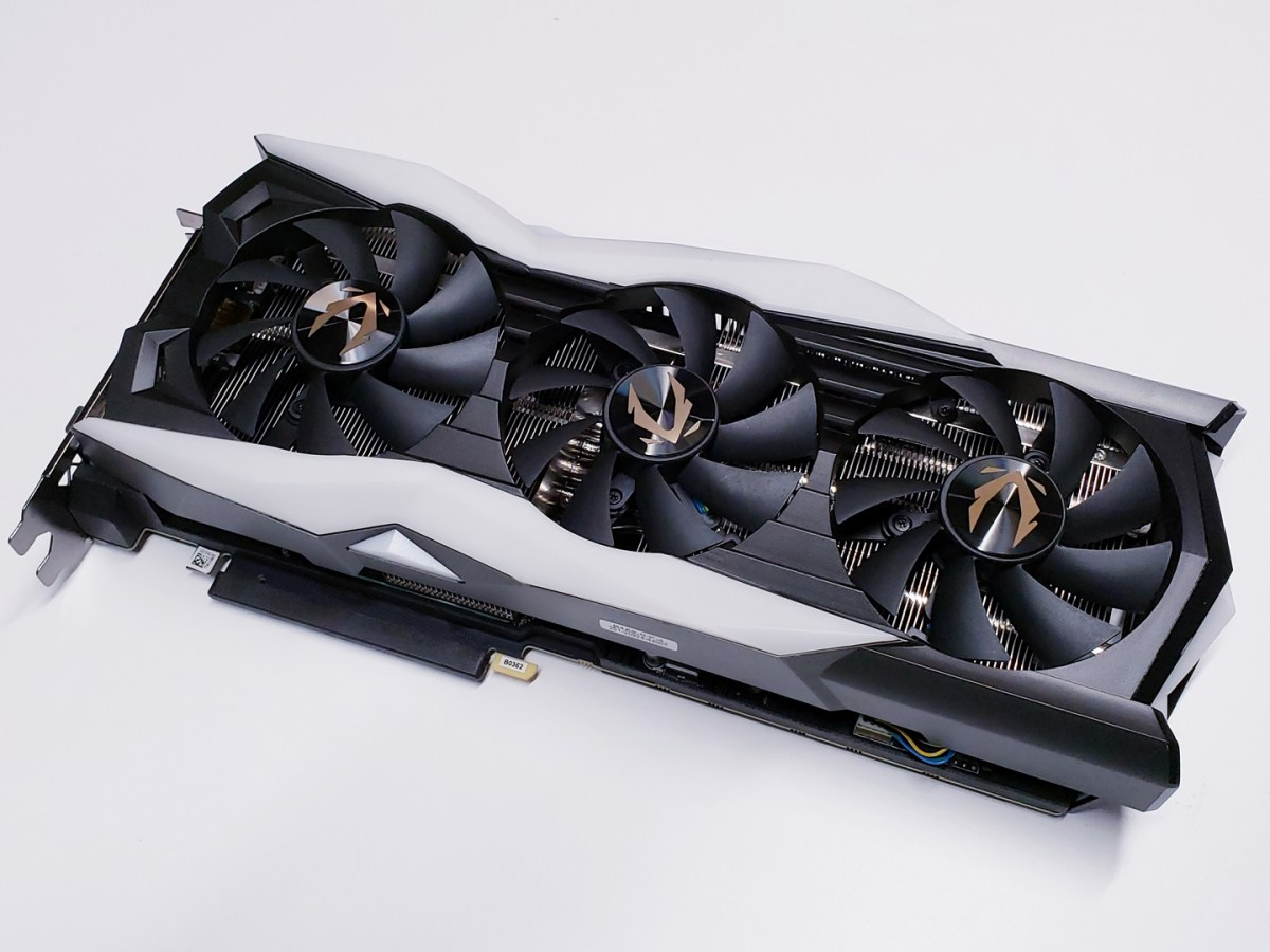 ZOTAC GAMING GeForce RTX 2080 Ti AMP Extreme (11GB GDDR6) Review