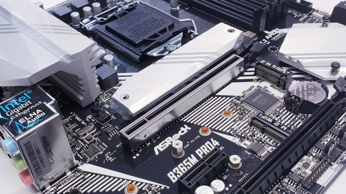 ASRock B365M Pro4 Motherboard Review - FunkyKit