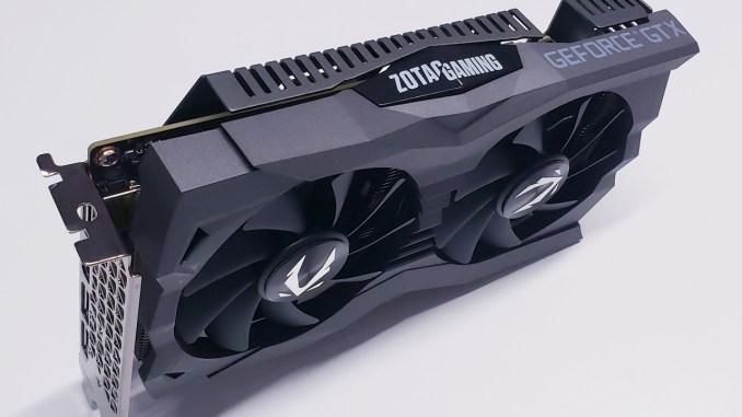 ZOTAC Gaming GeForce GTX 1660 Ti AMP (6GB GDDR6) Graphics Card Review