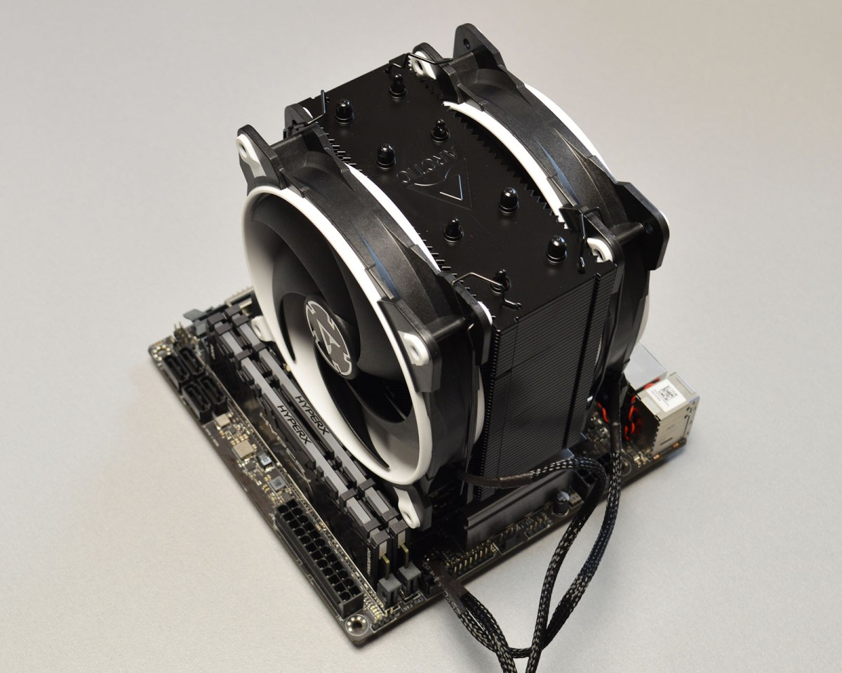 Arctic Freezer 34 eSports DUO CPU Cooler Review