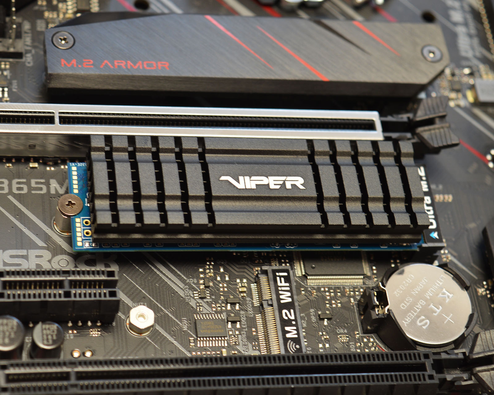 Patriot Viper VPN100 512GB M 2 PCIe SSD Review - Page 2 of 4 - FunkyKit