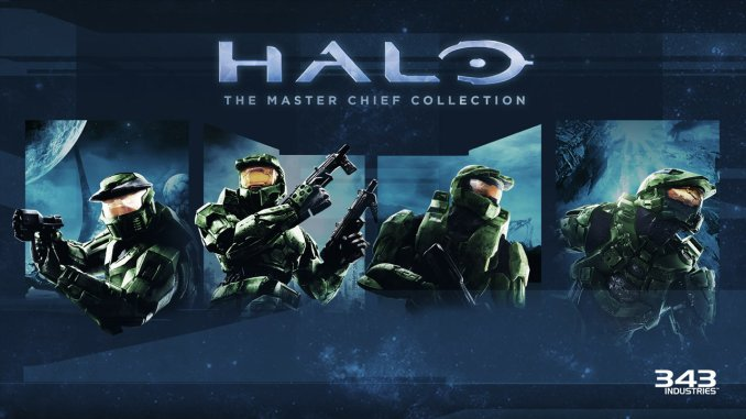 Halo The Master Chief Collection Announced For Pc Funkykit