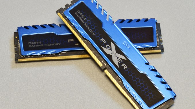 Silicon Power XPower Turbine 16GB DDR4-3200 Memory Kit Review