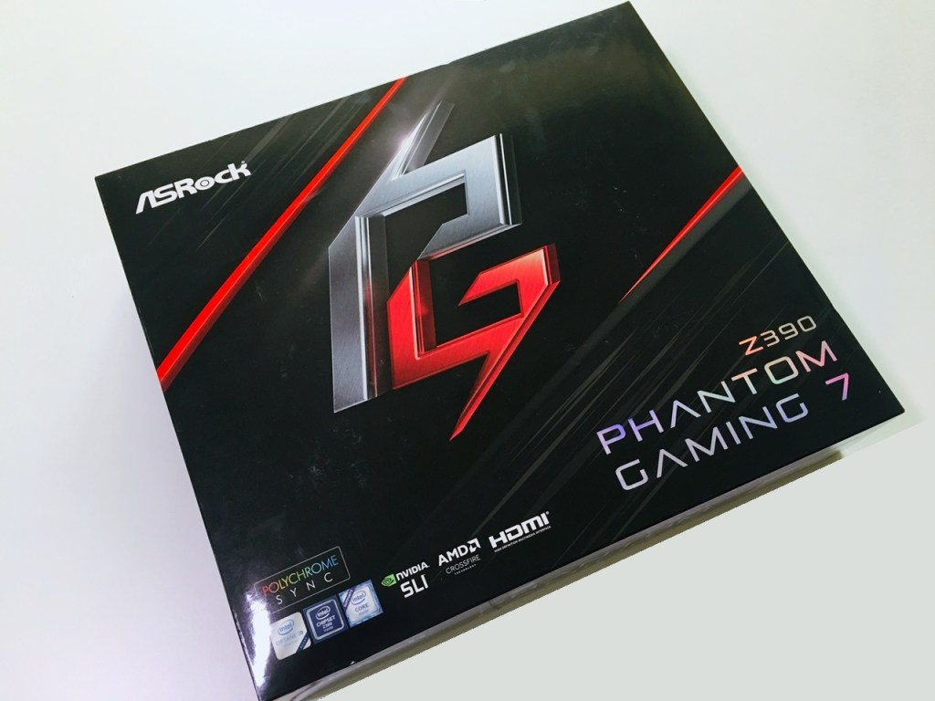 ASRock Z390 Phantom Gaming 7 Motherboard Review - Page 2 of