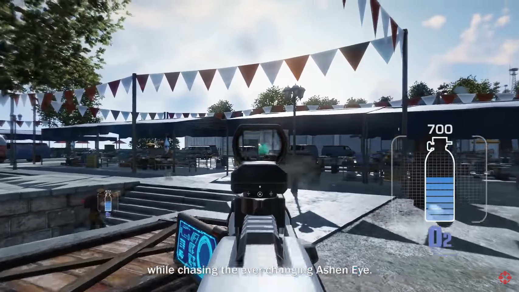 Next-Gen Battle Royale Ring of Elysium Officially Launches on Steam