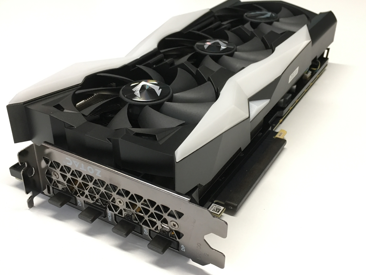 ZOTAC Gaming GeForce RTX 2080 SUPER AMP Extreme Graphics Card Review