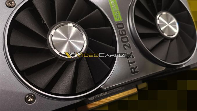 NVIDIA GeForce RTX 2060 SUPER Now Offers 8GB GGDR6 Memory