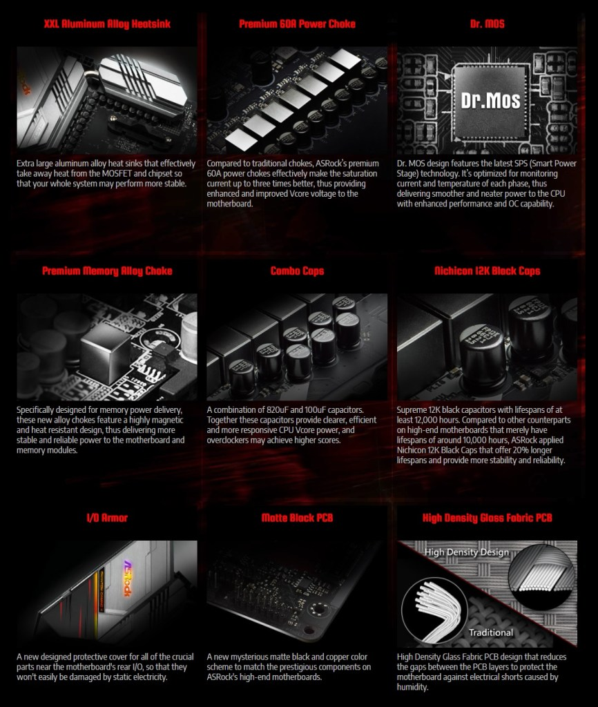 ASRock X570 Phantom Gaming X Motherboard Review - Page 2 of 8 - FunkyKit