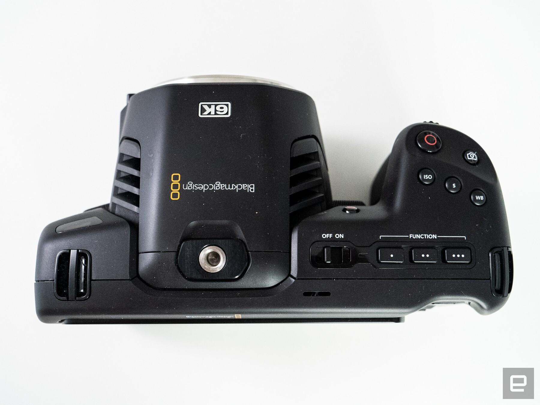 Blackmagic Design Bmpcc 6k Pocket Cinema Camera Review 4 Funkykit
