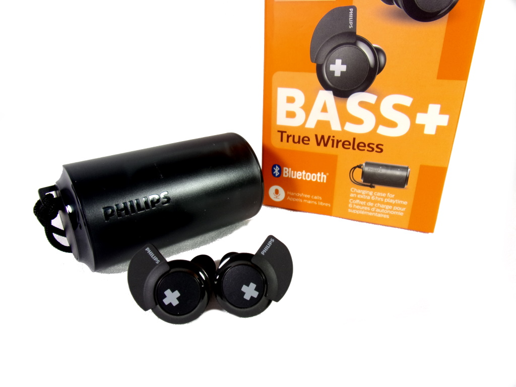 Philips Bass Wireless Bluetooth Earbuds Review Funkykit