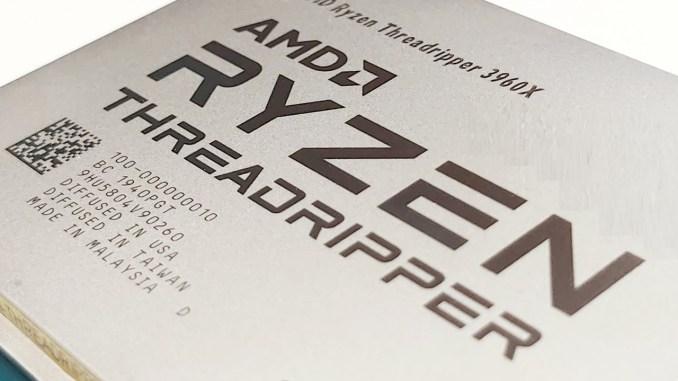AMD Ryzen Threadripper 3960X Performance Analysis on TRX40 Motherboard