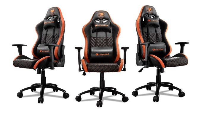 Cougar Armor Pro Gaming Chair Review