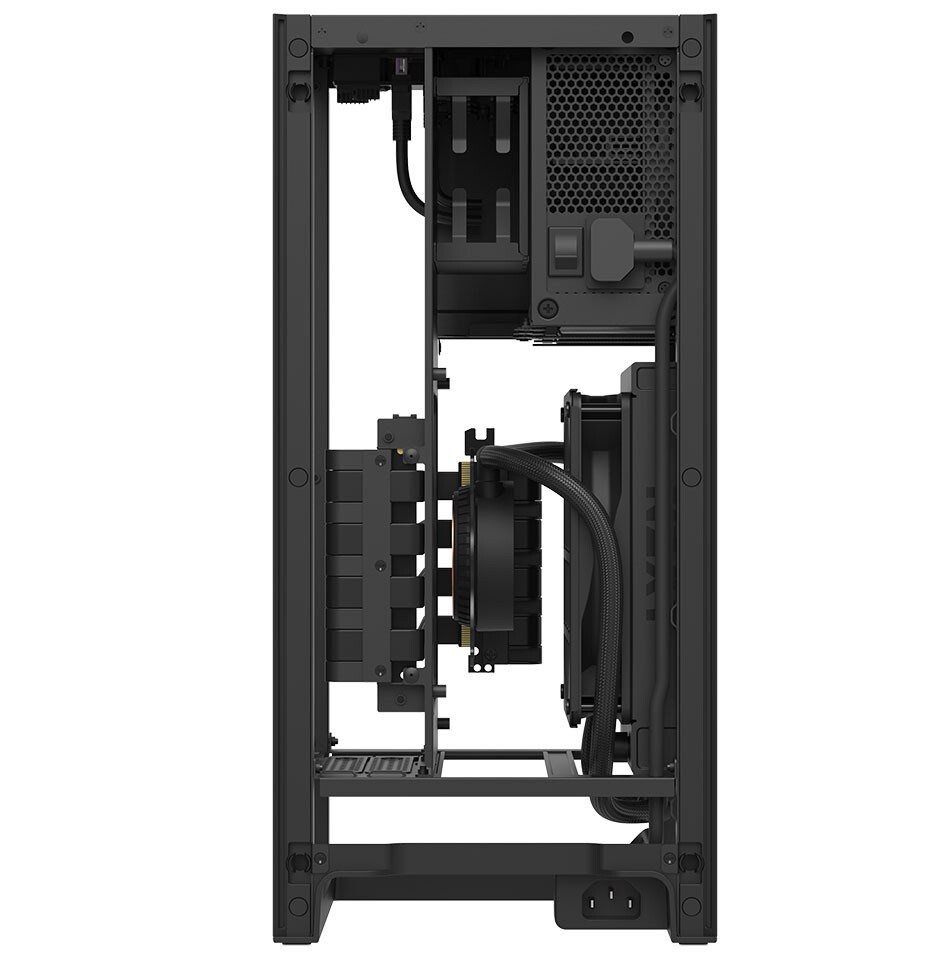 NZXT H1 Mini-ITX Case 4