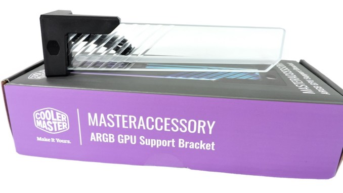 Cooler Master ARGB GPU Support Bracket Review