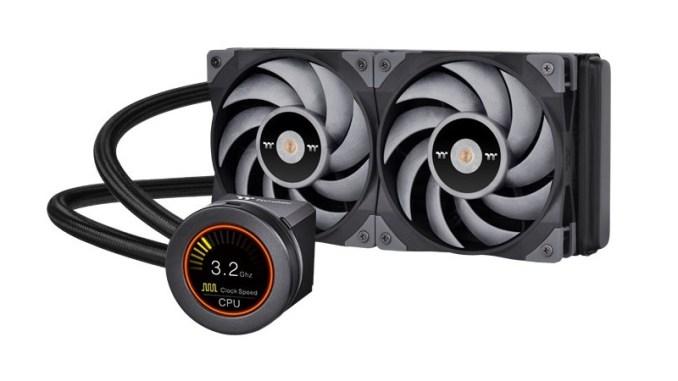 Thermaltake Toughliquid Ultra 240 AIO CPU Cooler Review