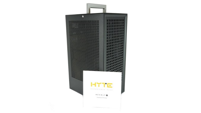 Hyte Revolt 3 ITX Small Form Factor Chassis