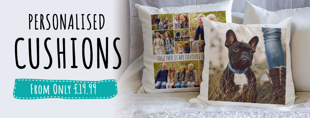 Personalised Cushions Create Photo Cushions Amp Covers