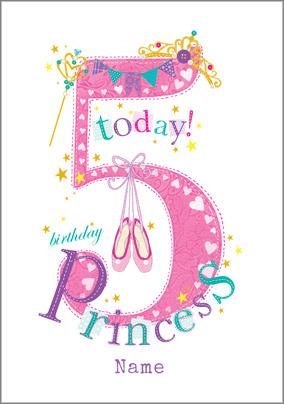 Birthday Princess Sofia The First Birthday Card Happy