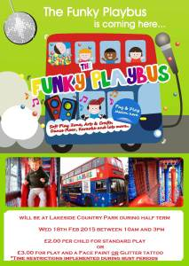 February 2015 half term pay and play