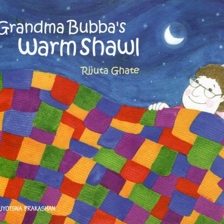 GRANDMA BUBBA'S WARMSHAWL