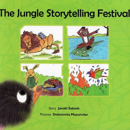 PICTURE BOOK PAIRS: THE JUNGLE STORYTELLING FESTIVAL / THE TINO, THE RHEAR AND THE BIGER