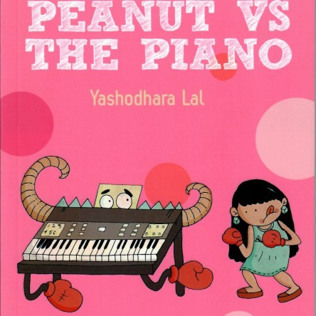 PEANUT VS THE PIANO