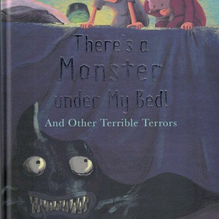 PICTURE BOOK PAIRS: THERE'S A MONSTER UNDER MY BED! / THE NIGHT MONSTER / THE BIG BOOK OF BOOCHANDIS