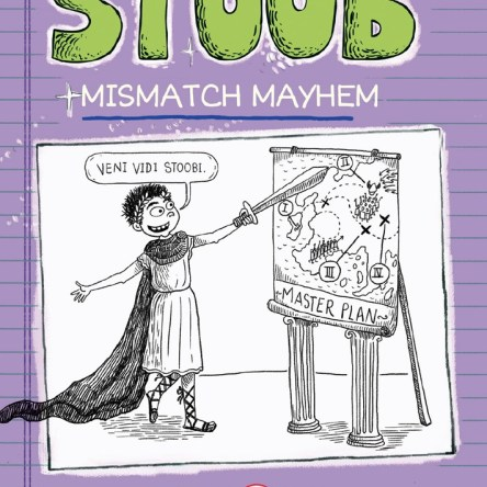 THE ADVENTURES OF STOOB: MISMATCH MAYHEM