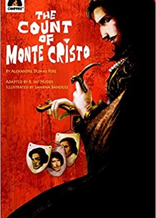 THE COUNT OF MONTE CRISTO (GRAPHIC NOVEL)