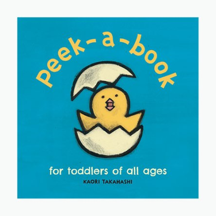 PEEK-A-BOOK SET 01