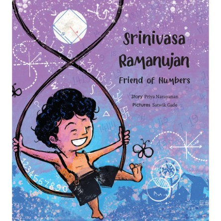 PICTURE BOOK PAIRS: SRINIVASA RAMANUJAN / THE GIRL WHO THINKS IN NUMBERS / HOW PINTU FOUND PI