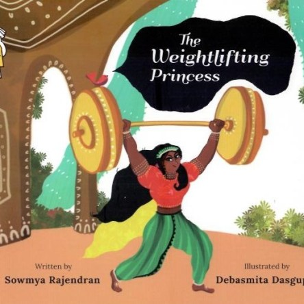 THE WEIGHTLIFTING PRINCESS