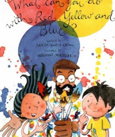 BABY BUZZ: WHAT CAN YOU DO WITH RED YELLOW AND BLUE?
