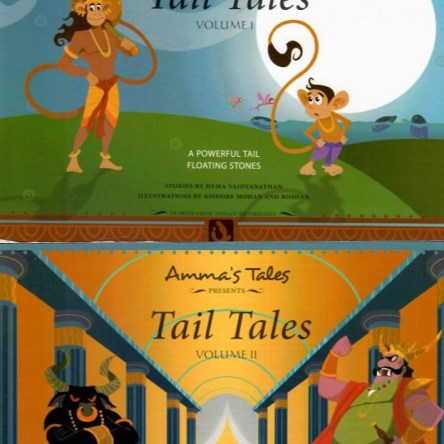 PICTURE BOOK PAIRS: TAIL TAILS SERIES