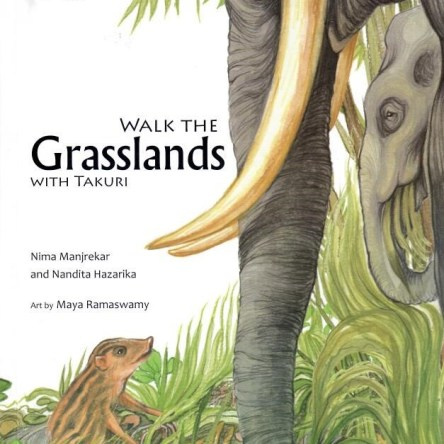WALK THE GRASSLANDS WITH TAKURI