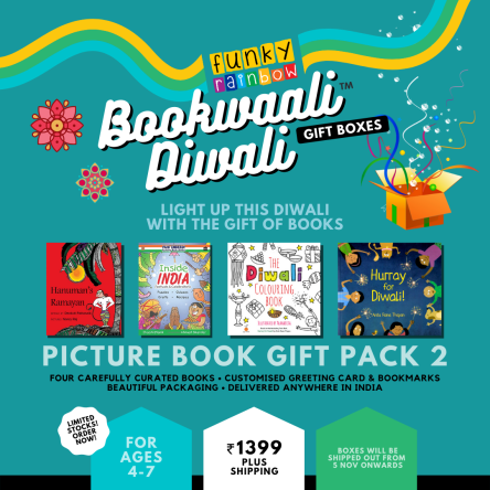 BOOKWAALI DIWALI: PICTURE BOOK PACK 2
