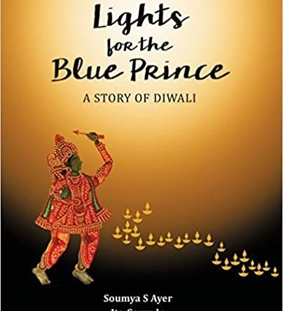 LIGHTS FOR THE BLUE PRINCE – A STORY OF DIWALI