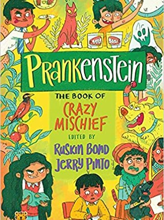 PRANKENSTEIN THE BOOK OF CRAZY MISCHIEF