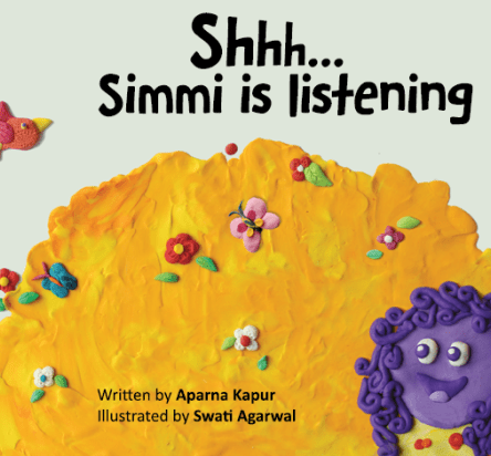 SHHH… SIMMI IS LISTENING