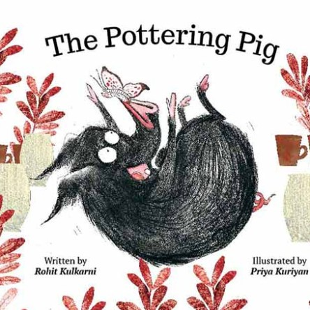 THE POTTERING PIG