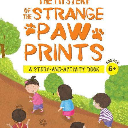 THE GREEN WORLD: THE MYSTERY OF THE STRANGE PAW PRINTS