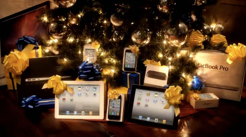 according to a nielsen survey 44 of kids aged 6 12 want an ipad for christmas childrens next most desired christmas gifts are ipod touches 30 of kids - Best Buy Christmas Eve