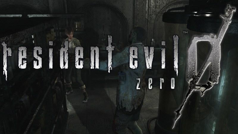 Resident Evil Zero HD Remaster Game Fixes