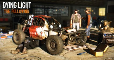 Dying Light The Following Buggy Guide