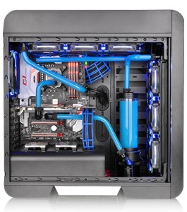 Thermaltake Core V71 Power Cover Chassis Edition