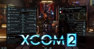 XCOM 2 Grenadier Class Guide