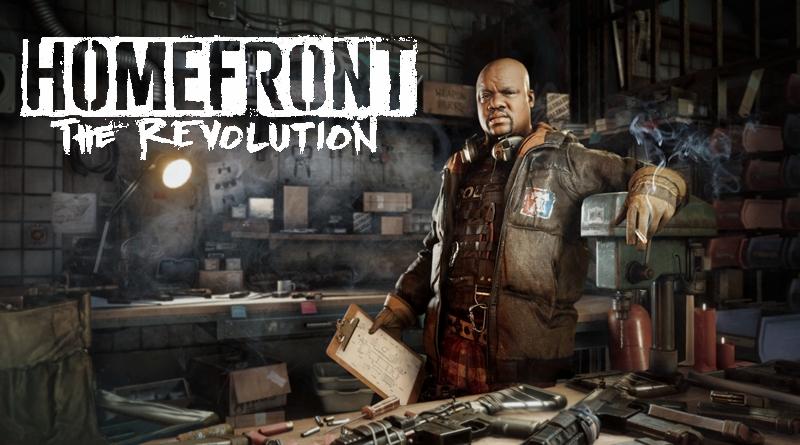 Homefront The Revolution New Trailer Guerrilla Warfare 101