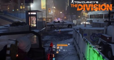 Tom Clancy's The Division Shield Glitch