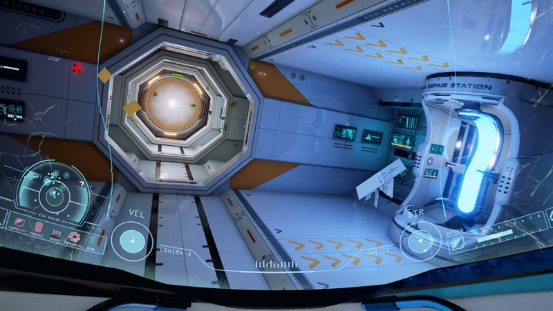 ADR1FT Review: Lonely in Space