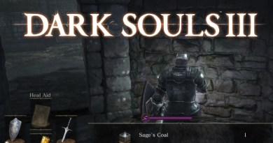 Dark Souls 3 Infusion Coals Location Guide